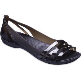 Crocs Isabella Huarache 2 Sandały Kobiety czarny